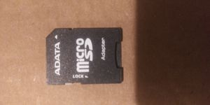 Adata MicroSD Adapter and 32gb Card for Sale in Forest Park, GA