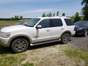 2006 Ford Explorer Eddie Bauer for Sale in Maybee, MI