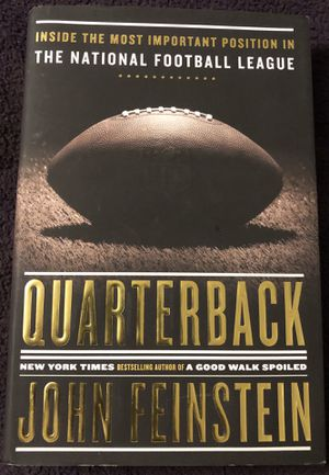 Quarterback by Author John Feinstein for Sale in Hacienda Heights, CA