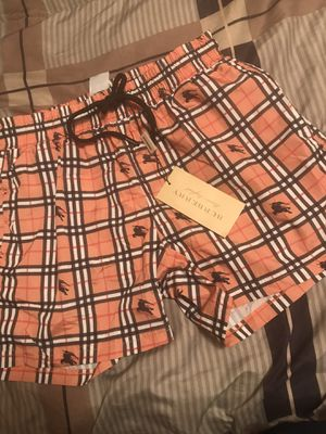 Burberry swim shorts for Sale in Tampa, FL