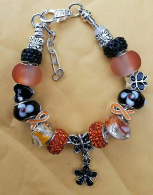Childhood leukemia awareness bracelet 1 for $15 or 2 for $25 for Sale in Baltimore, MD