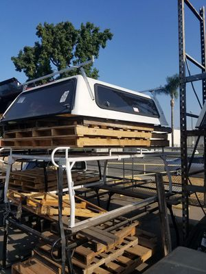 CAMPER SHELL FOR SALE 2014 FORD F150 for Sale in Yorba Linda, CA