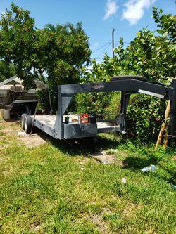 Gooseneck trailer for Sale in Stuart,  FL