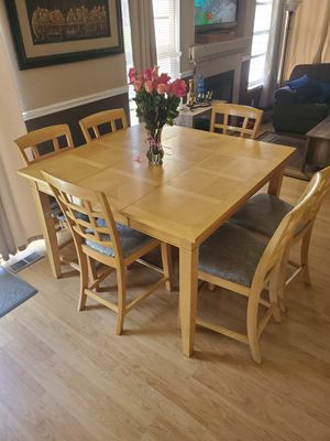 Large kitchen table for Sale in Brighton, CO