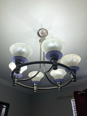 Modern chandelier for Sale in Bladensburg, MD