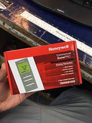 HONEYWELL - ZONE PRO FLOATING THERMOSTAT A/C for Sale in Davie, FL