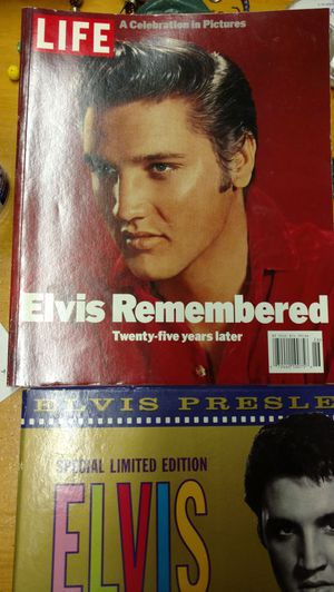 Elvis book for Sale in Kingsport, TN