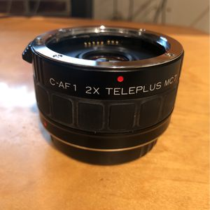 Kenko C-AF1 2x Teleplus MC7 for Sale in Lake Forest Park, WA