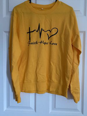 Faith Sweatshirt for Sale in Port St. Lucie, FL