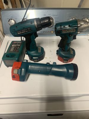 Makita battery kit for Sale in San Leandro, CA