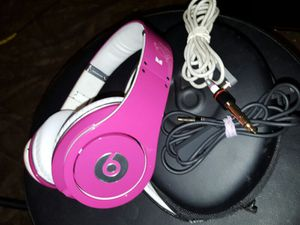 Studio beats by dre for Sale in Tacoma, WA