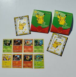 Pokemon + Mcdonald's Cards 2 Holographic Games for Sale in Long Beach,  CA