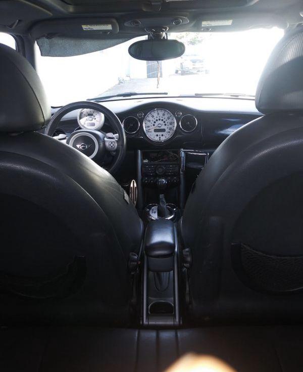 Mini Cooper S 2006 Automatic Transmission