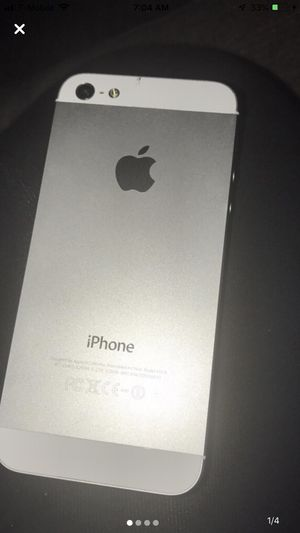 iPhone 5 Unlocked for Sale in Miami Lakes, FL