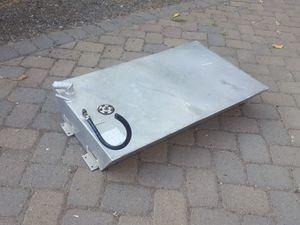 Boat aluminum fuel tank,24 gal for Sale in Carmichael, CA