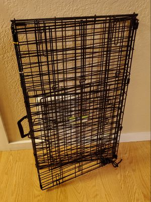 """30"""" Folding Dog Crate for Sale in Federal Way, WA"""