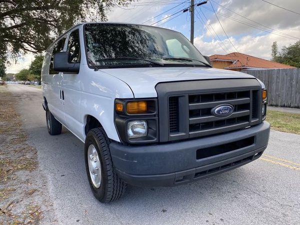 2014 Ford E250 Cargo
