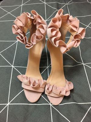 Pink heels 7.5 for Sale in Norfolk, VA
