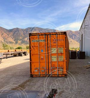 Container for sale 20 ft with delivery included for Sale in Atlanta, GA
