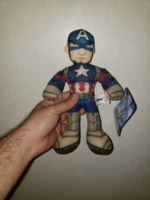 "Captain America Plush 9"" Marvel Avengers Endgame for Sale in Miami Shores, FL"