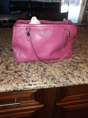 Coach purse authentic for Sale in Lake Elsinore, CA