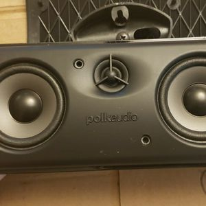 Polk Audio RM7 Center Speaker for Sale in Spring, TX