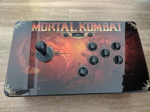 Mortal Kombat Fight Stick Arcade Style Controller and Game for PS3 for Sale in Redmond, WA