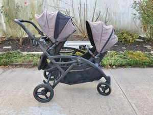 Contours double stroller for Sale in Staten Island, NY