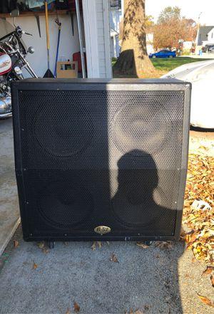 B-52 Stealth Series 4x12 guitar speaker cabinet for Sale in Chesapeake, VA