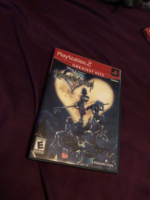 Kingdom Hearts PS2 for Sale in Parma, OH