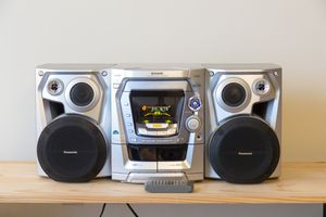 Panasonic AK500 stereo system for Sale in San Francisco, CA