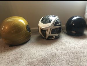 Motorcycle helmets for Sale in GA, US