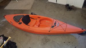 Kayak - 2 Available - 9'6 - equipped for fishing for Sale in Turlock, CA