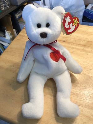 Ty Beanie Babies Valentino 1993 for Sale in Plainfield, IL