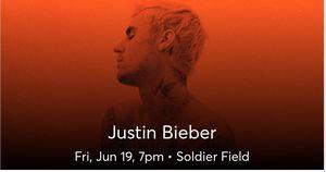 Justin Bieber Tickets for Sale in Cicero, IL