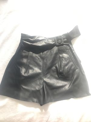 High waist leather pants for Sale in Miami, FL