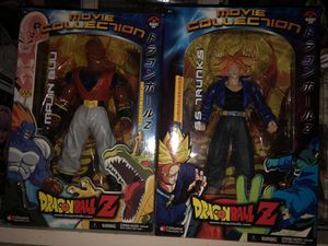Dragon Ball Z Movie Collection figures limited- Trunks and Buu (Gohan Absorbed) for Sale in Fresno, CA