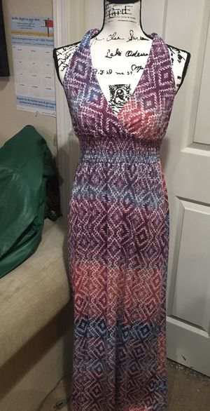 Colorful Beautiful Maxi Dress by COASTAL BLUE for Sale in Hayward, CA