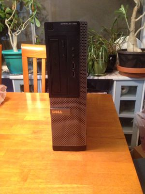 Dell Desktop system with Windows10 and Office 2019 for Sale in Phoenix, AZ