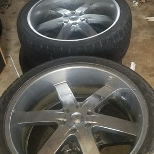 Obo. 305/35r24 112v Xl M+S for Sale in Dallas, TX