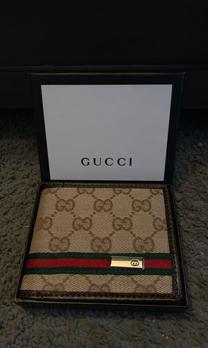 Gucci Wallet for Sale in GLMN HOT SPGS, CA