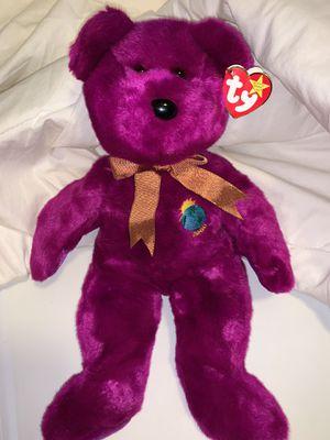 RARE 2000 Millennium Beanie Baby for Sale in Austin, TX