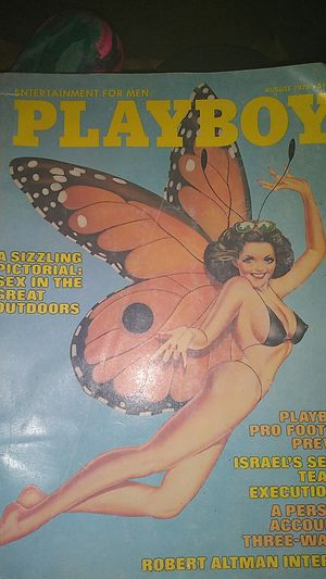 1976 playboy magazine for Sale in Evansville, IN