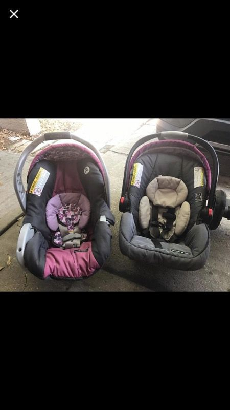 Graco Connect baby stroller/car seat