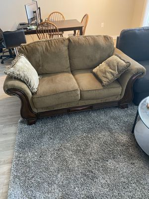 Couch loveseat for Sale in Charlotte, NC