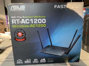 Asus Router for Sale in Chicago, IL