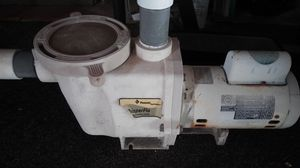 Pentair whisper flo pool pump for Sale in La Mesa, CA