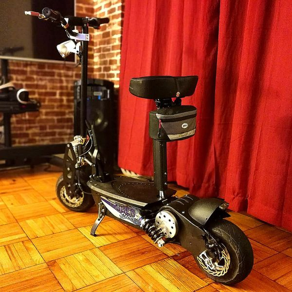 Uberscoot 1000w eletric scooter