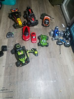 Rc cars 20 takes all. Need batteries for Sale in Hillsboro, OR