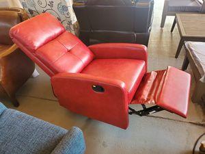 Manual recliner for Sale in Fontana, CA